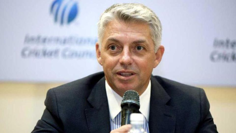 ICC CEO David Richardson (AP)
