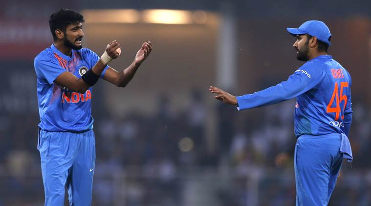 Khaleel bowled in the powerplay and the move from Rohit Sharma paid off | AP