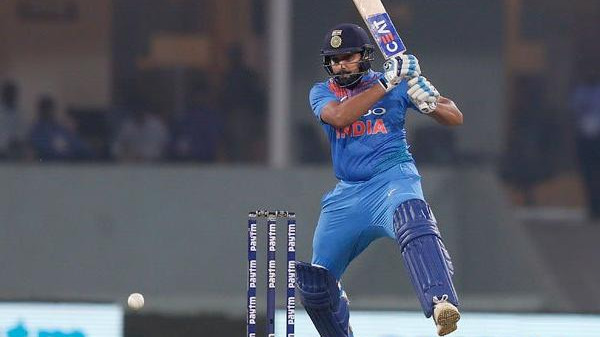 IND v WI 2018: Rohit Sharma within arm's length of a major T20I run record