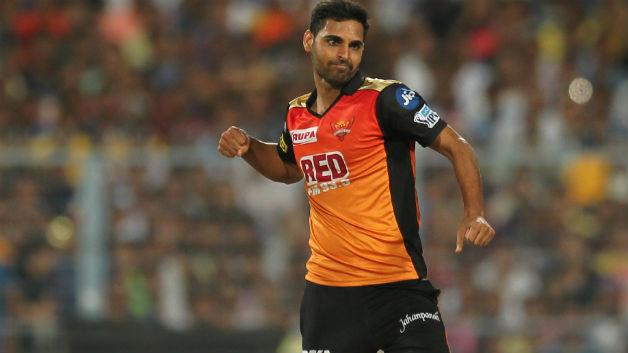IPL 2018: सनराइजर्स हैदराबाद के मेंटर वीवीएस लक्ष्मण ने भुवनेश्वर कुमार के मैच जिताऊ प्रदर्शन की प्रशंसा की