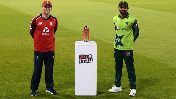 ENG v PAK 2021: Pakistan won't air white-ball series as Indian company holds broadcast rights