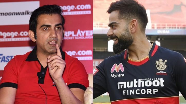 IPL 2020: Twitterati reacts after Gautam Gambhir says Virat Kohli should quit RCB captaincy