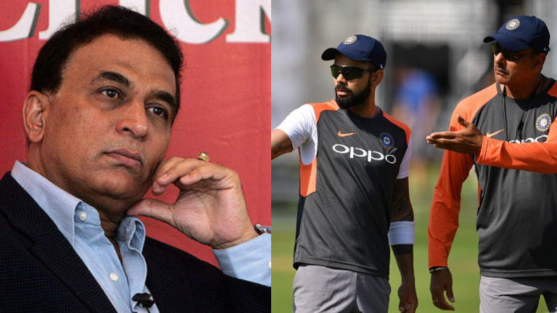 ENG v IND 2018: Sunil Gavaskar questions Ravi Shastri's claims that Indian team are the best tourists in last 15-20 years