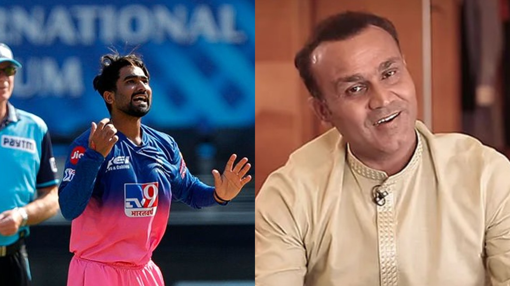 "IPL 2020: ""Tewatia can make COVID-19 vaccine as well,"" Sehwag in awe of RR all-rounder's amazing season"