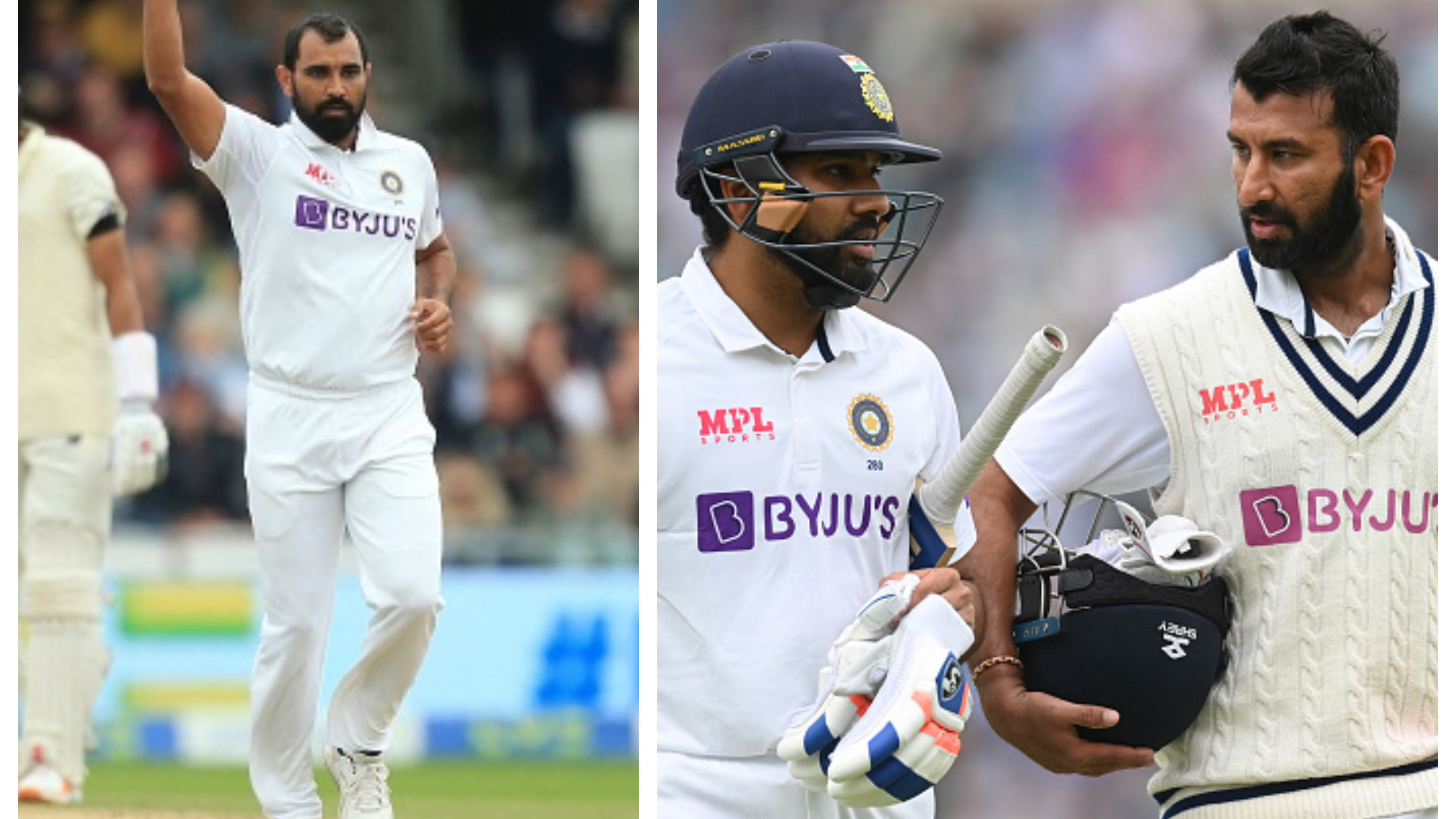 ENG v IND 2021: Shami regains fitness to play in 5th Test; Rohit, Pujara's availability still in doubt