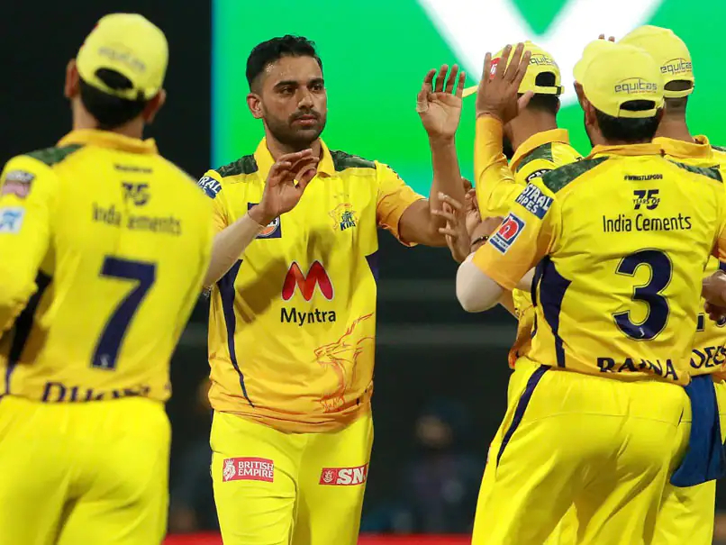 Chennai Super Kings | BCCI-IPL