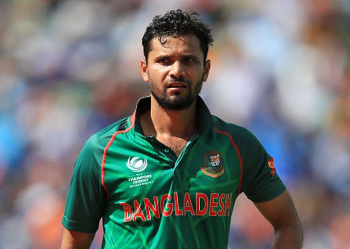 Mashrafe Mortaza will lead the ODI side in Caribbean (ICC)