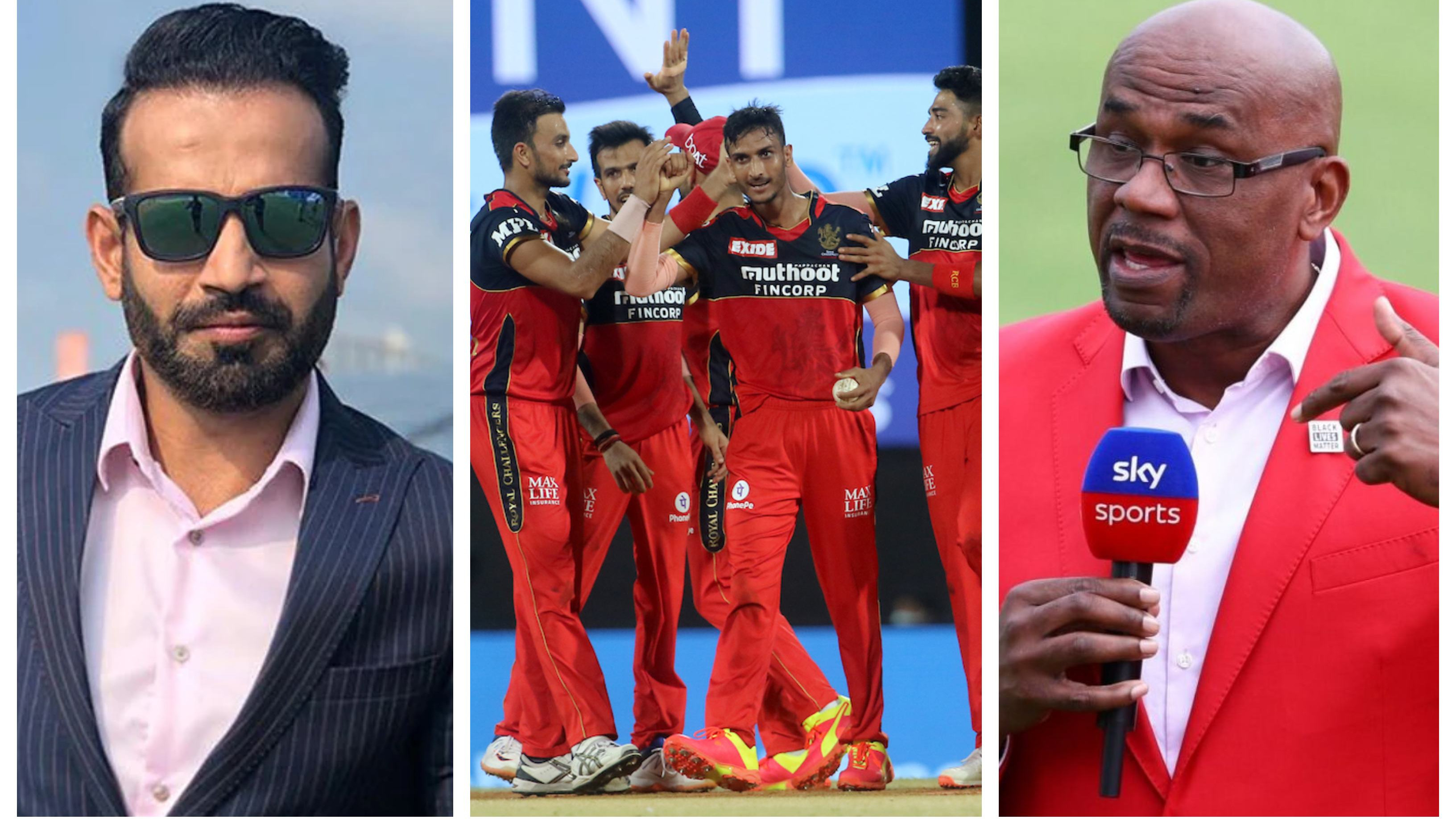 IPL 2021: Cricket fraternity lauds RCB bowlers for successfully defending 149 after SRH's strong start
