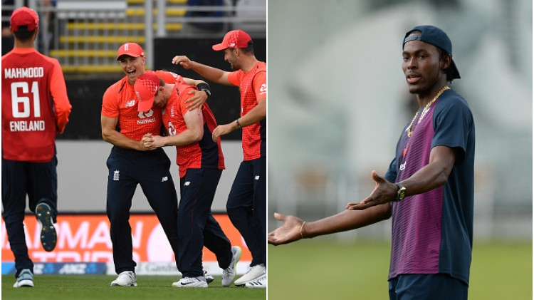NZ v ENG 2019: Jofra Archer jokingly tweets he wanted to bowl in the super over