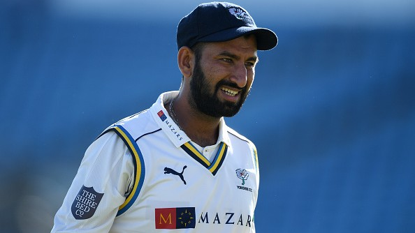 Former Yorkshire staff gives Cheteshwar Pujara's reference to highlight