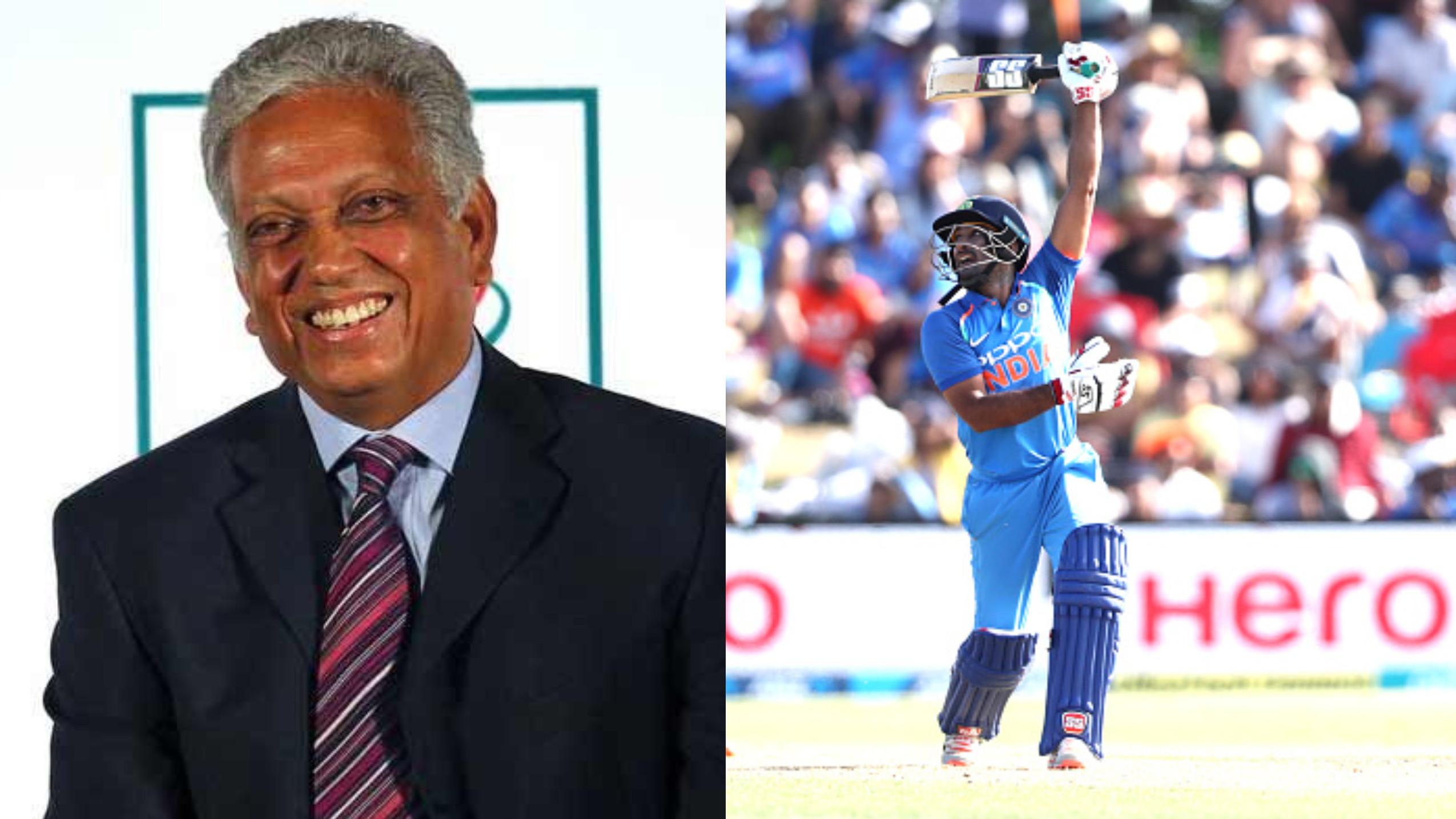 NZ v IND 2019 : अंबाती रायडू के प्रदर्शन ने मोहिंदर अमरनाथ को 1983 विश्व कप में कपिल देव की पारी की दिलाई याद