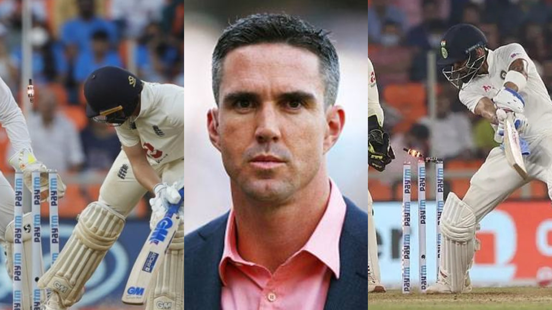 "IND v ENG 2021:  WATCH- ""Nothing wrong with the pitch, both India and England batted poorly,"" opines Kevin Pietersen"