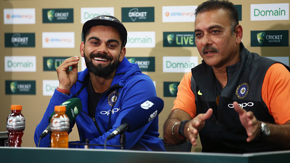 AUS v IND 2018-19: Ravi Shastri puts Australia Test series win on the same pedestal as 1983 World Cup triumph