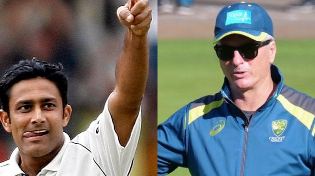 WATCH- Steve Waugh rates Anil Kumble as the Rahul Dravid of Indian bowling