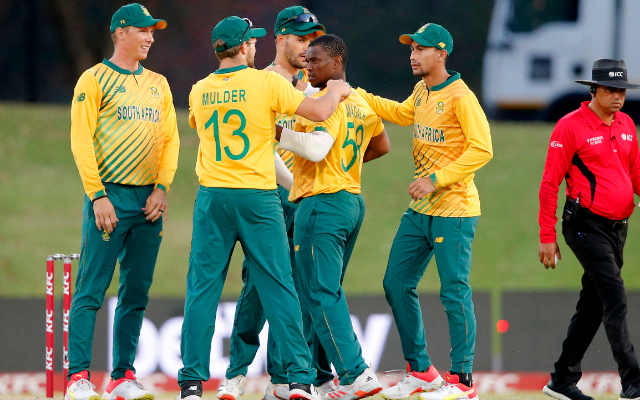 South Africa may miss out on playing in ICC t20 World Cup in India if the problems continue | Getty