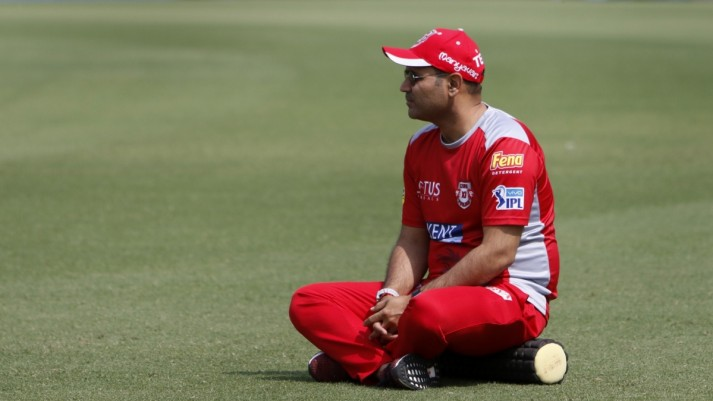 IPL 2018: Check out what Virender Sehwag tweeted after Gayle's  ton against SRH