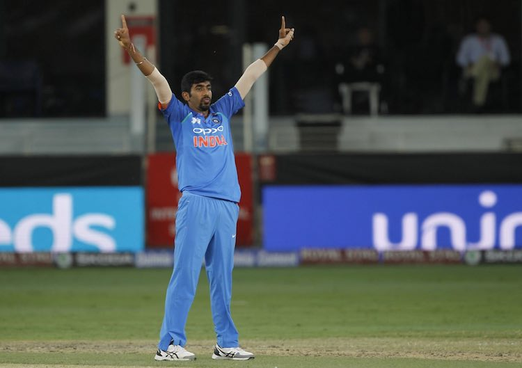 Jasprit Bumrah justified his no.1 ODI bowler ranking | Getty