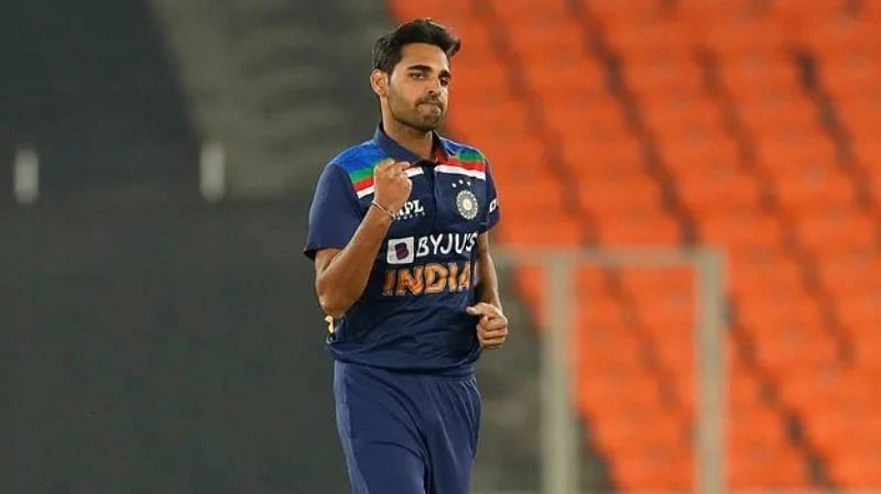 Bhuvneshwar Kumar nominated for ICC Men's Player of the Month for March for England heroics