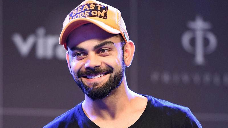 Virat Kohli thanks Instagram after receiving the award of 'Most Engaged Account in 2017'