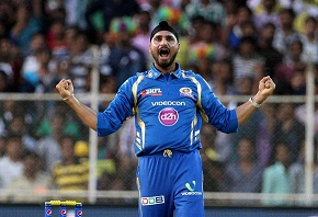 Harbhajan Singh has captained MI and Punjab admirably