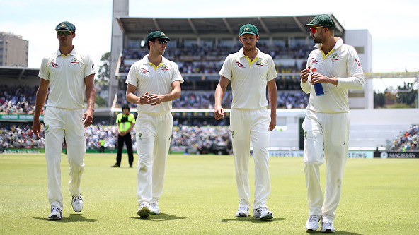 Cummins, Hazlewood, Starc and Lyon issue joint statement; deny being aware about ball-tampering plot