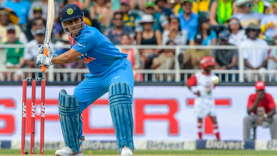 SA v IND 2018: Sourav Ganguly flatters MS Dhoni for his innings in second T20I