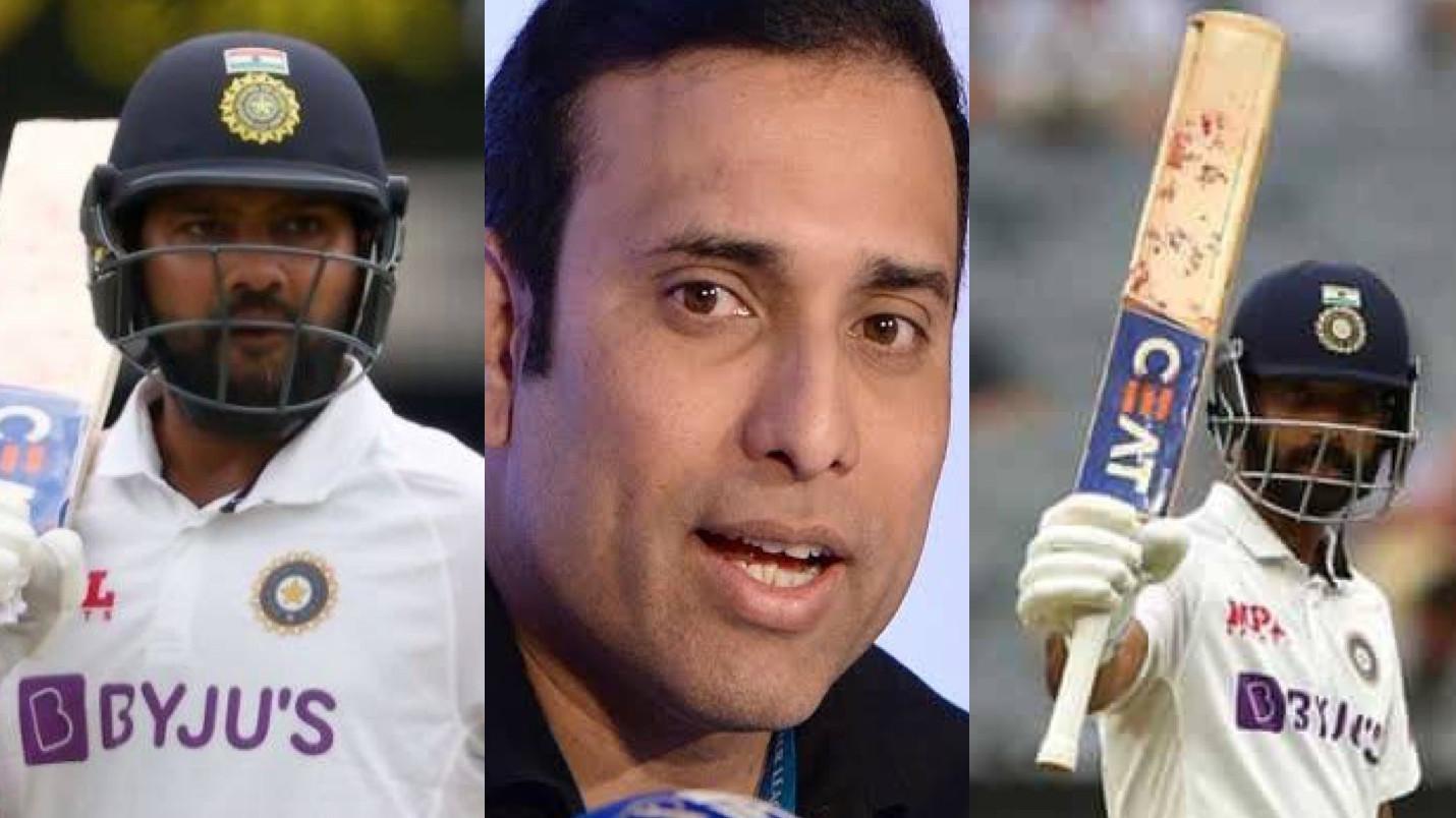 IND v ENG 2021: Rohit Sharma and Ajinkya Rahane should win or save next Test Match for India- VVS Laxman