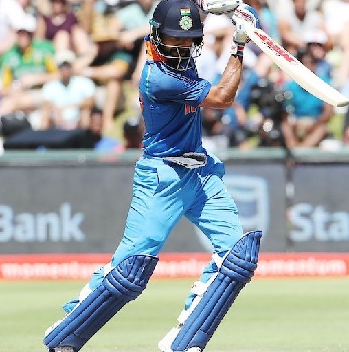 Virat Kohli scored his 35th ODI ton in the sixth ODI at Centurion | BCCI