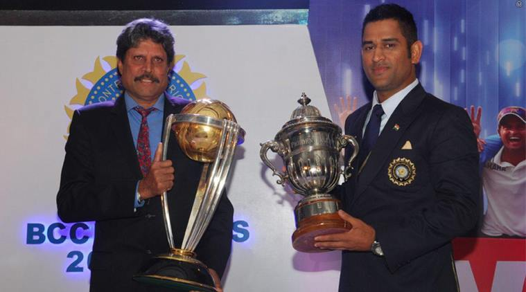 Team India has won two World Cups in 1983 and 2011 under captaincy of Kapil Dev and MS Dhoni