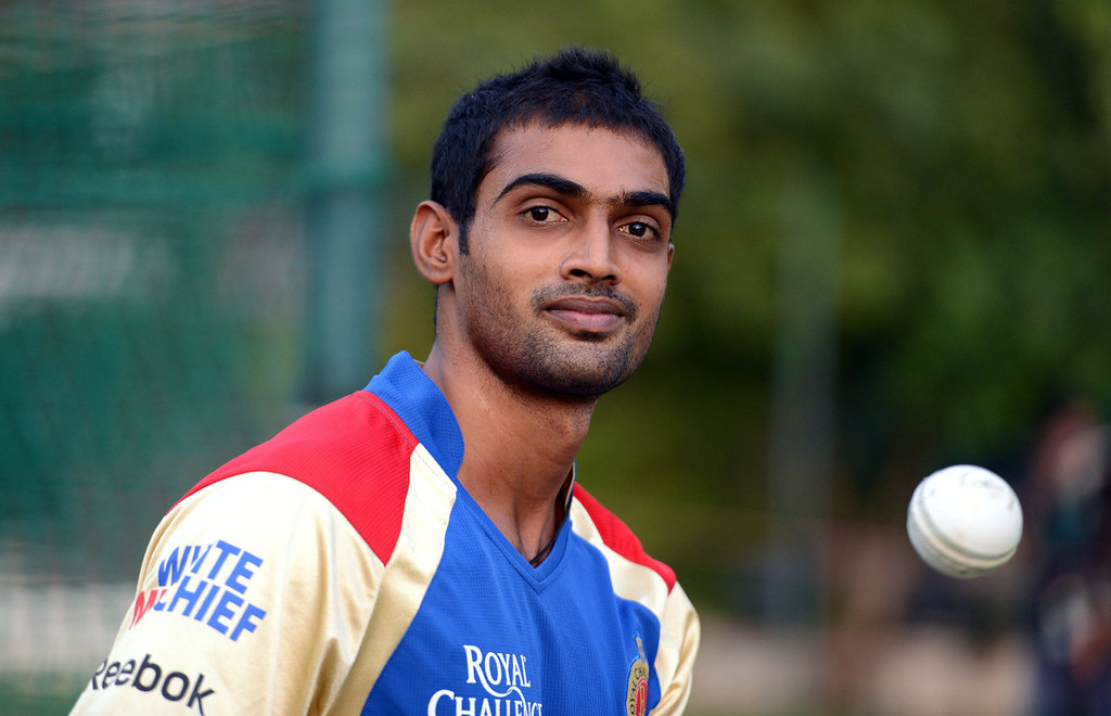 Abhimanyu Mithun has played IPL for three teams including RCB (Image Credit: Twitter)