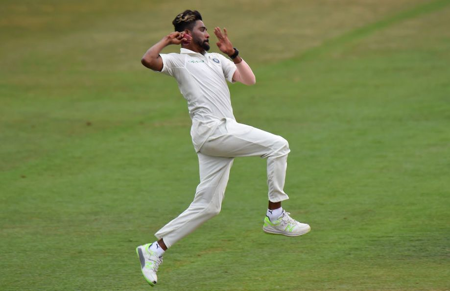 Mohammed Siraj has to wait to make Test debut for India | Getty Images