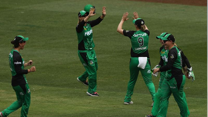 WBBL: Stars win the Melbourne Derby in the Super Over