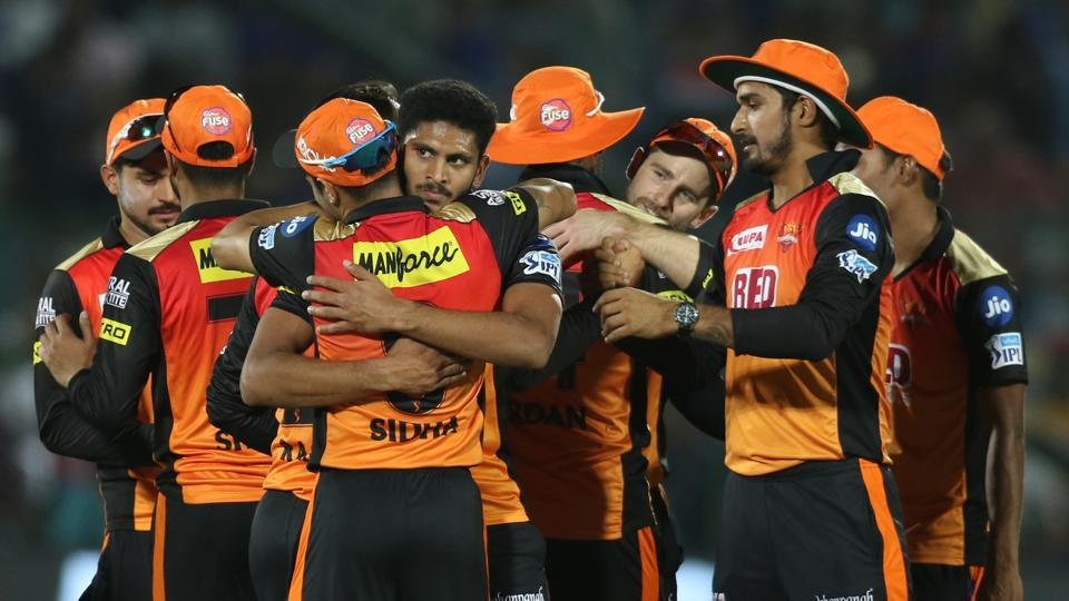 IPL 2018 : Match 36 , SRH vs DD - Statistical Preview