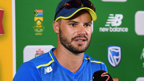 SA v SL 2019: Can't control national selection, says Aiden Markram on South Africa ODI omission