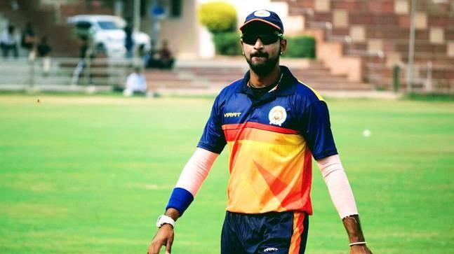 Baroda names Krunal Pandya captain for Vijay Hazare Trophy2019-20