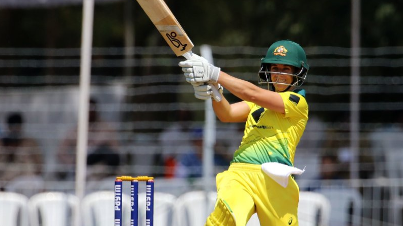 Nicole Bolton 100* and Jess Jonassen four wicket haul helps Australia women steamroll India women in first ODI