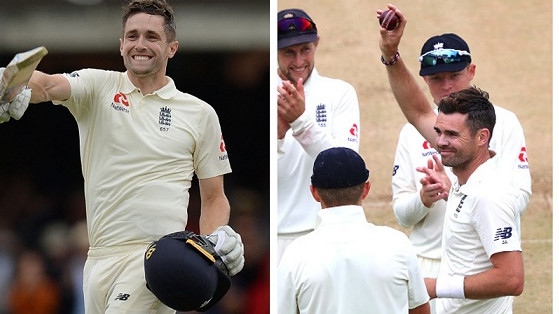 ENG v IND 2018: 2nd Test– England routs India by an innings and 159 runs; Woakes and Anderson star