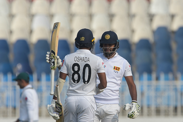 Karunaratne lead the 15-man squad for the Zimbabwe Tests | Getty Images