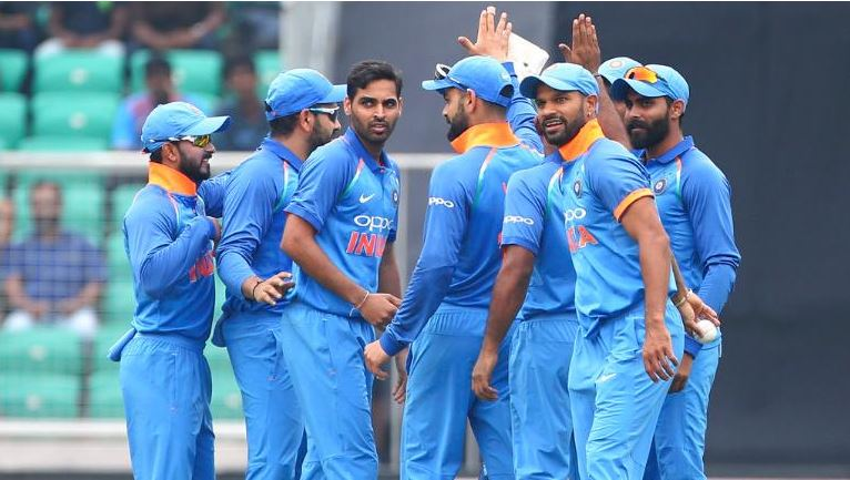 Bhuvneshwar picked up only 3 wickets in three matches against the West Indies | AFP