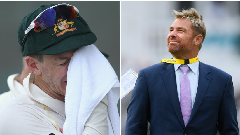 PAK v AUS 2018: Shane Warne slams Australia for below average batting performance