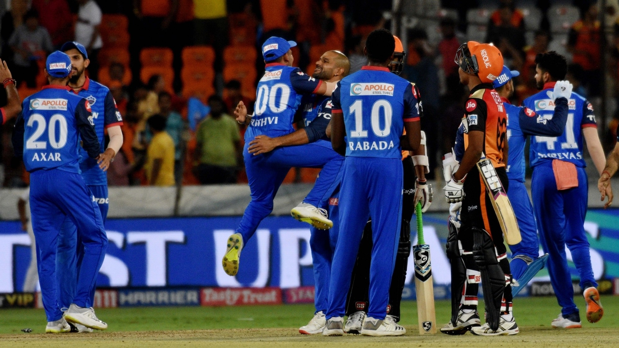 IPL 2019: Match 30, SRH v DC - Statistical Highlights