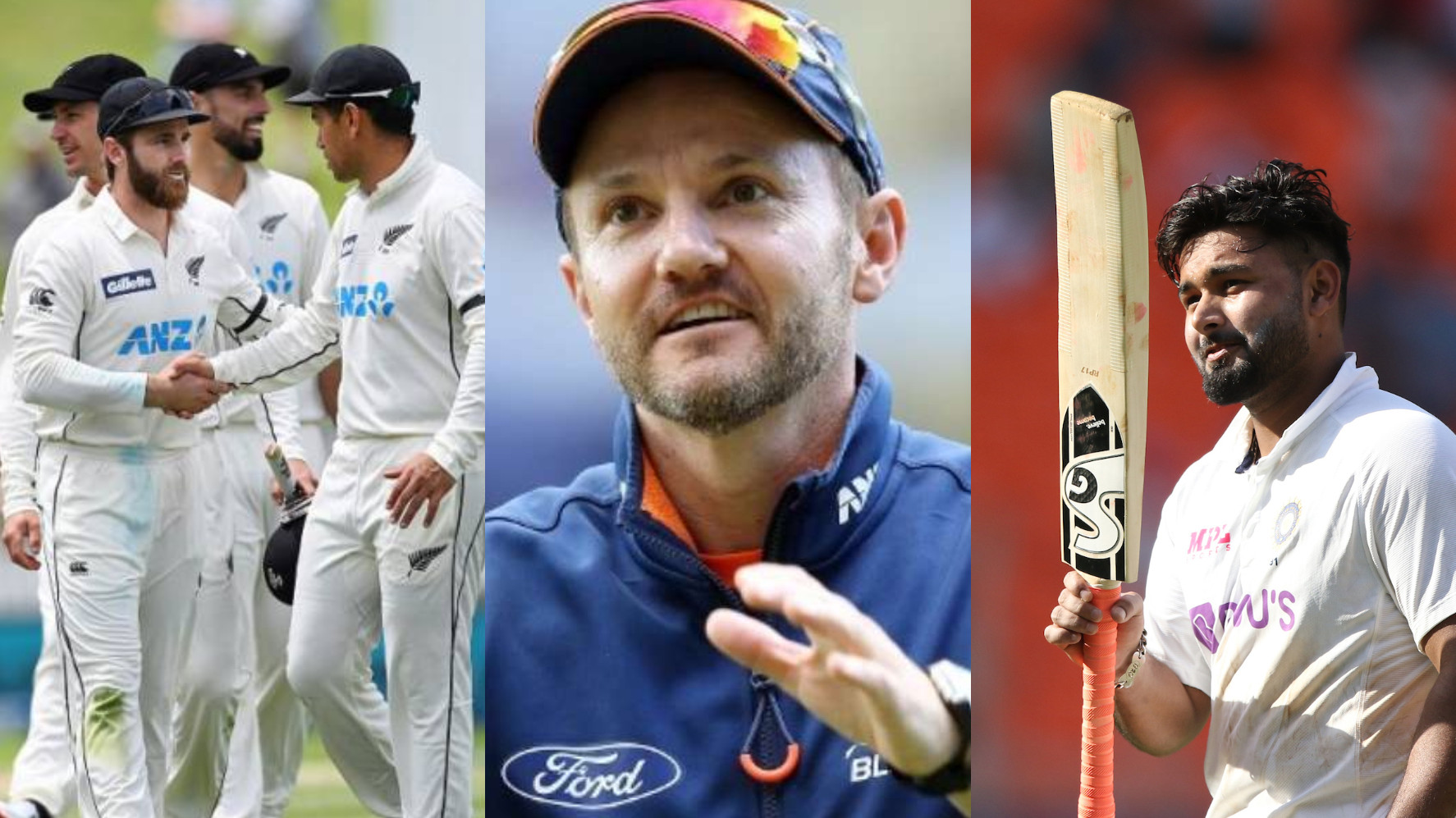 WTC 2021 Final: Hesson says NZ playing 3 Tests in short time an issue; expects Pant to repeat Australia magic