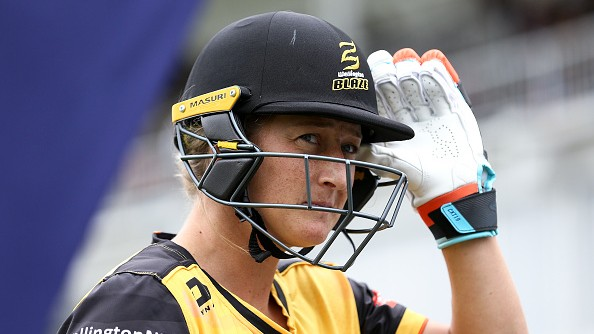 WATCH - Sophie Devine hits a 36-ball century, the fastest in Women's T20 history
