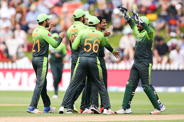 Pakistan cricket team | Source Getty