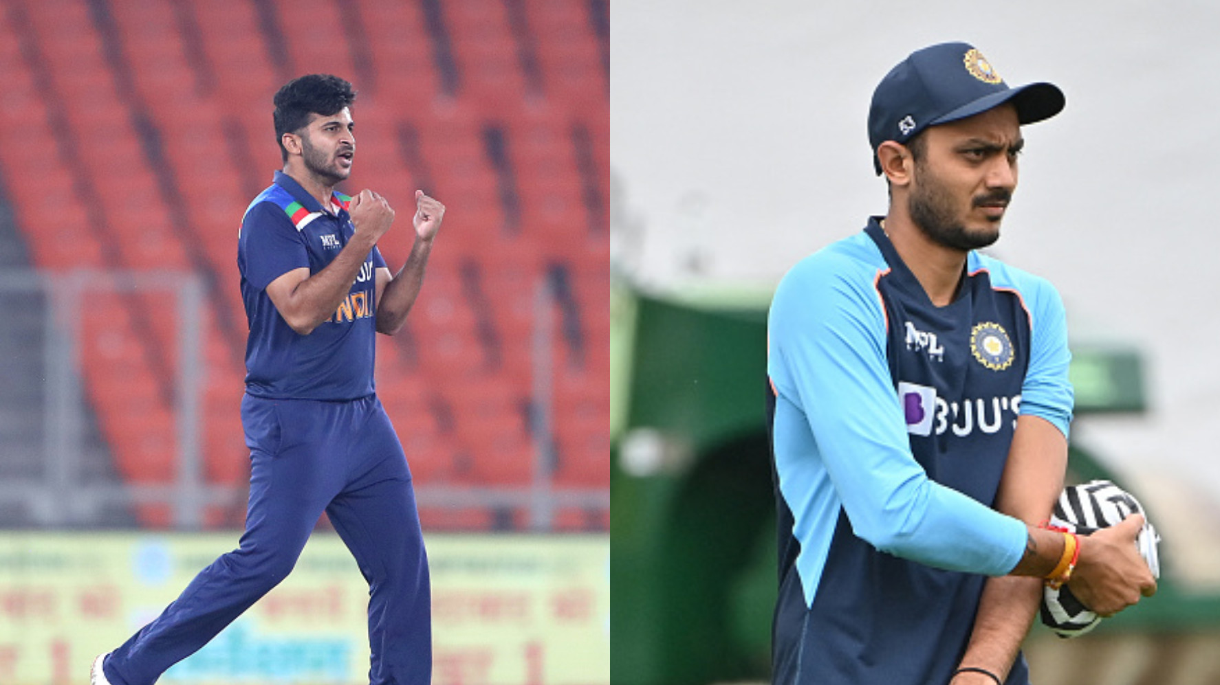 Shardul Thakur replaces Akshar Patel in Indian T20 World Cup 2021 squad