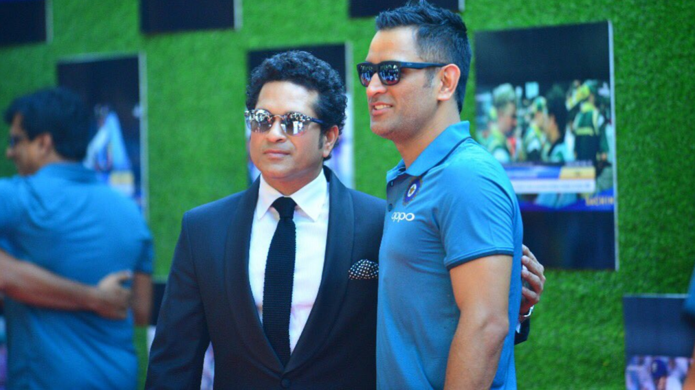 WATCH: Sachin Tendulkar reveals why he wanted MS Dhoni as India's captain
