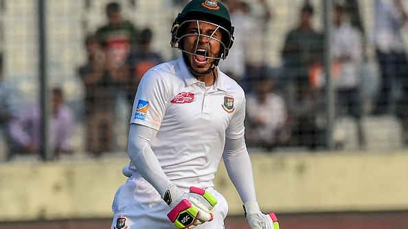 BAN v ZIM 2018: Risk-free approach key to Mushfiqur's marathon