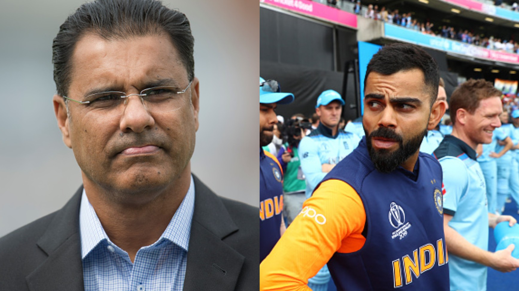 CWC 2019: Fans criticize Waqar Younis for suggesting that India-England match was fixed