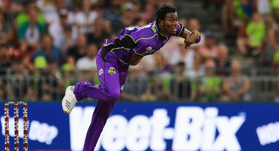 Jofra Archer is looking to enlist in IPL auction | Getty