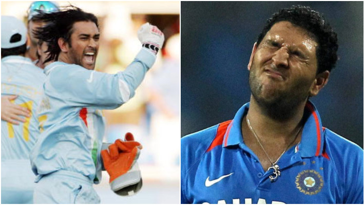 Yuvraj Singh expected to be captain in 2007 T20 World Cup before MS Dhoni's name was announced